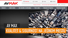 Av Max - Audio web shop u izradi... Web shop